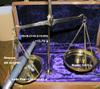Balance Scale Measurement Mass of Pen/天秤ばかりでペンの質量を計測
