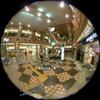 Hankyu Itami Stn./阪急伊丹駅3階(Fisheye Photo/魚眼写真)