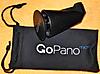 GoPano micro 収納袋とOptic/光学機器/コンバージョン・ミラー