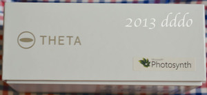 RICOH THETA / リコー・シータ開封写真集3
