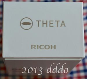 RICOH THETA / リコー・シータ開封写真集6