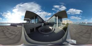RICOH THETA / リコー・シータ 兵庫県立美術館