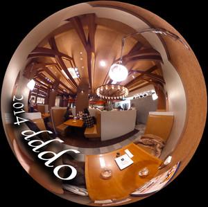 魚眼:伊丹市のイオンモール昆陽のピアサピド pia sapido 店内