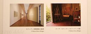 兵庫県立美術館 ジョルジョ・モランディ展 写真 家