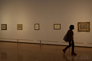 兵庫県立美術館 ジョルジョ・モランディ 逆さのじょうご