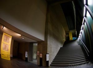兵庫県立美術館 ジョルジョ・モランディ展入口