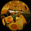 Restaurant/飲食店内(Fisheye Photo/魚眼写真)