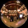 In The Museum of Kyoto/京都文化博物館内部(Fisheye photo/魚眼写真)